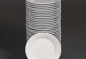 Special Offer Athena Wide Rimmed Plates 6.5