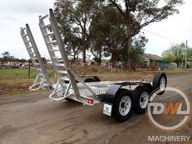 Sureweld Tag Tag/Plant(with ramps) Trailer - picture5' - Click to enlarge