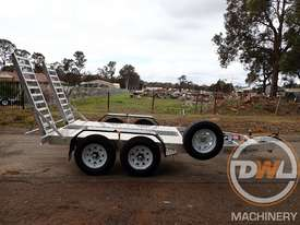 Sureweld Tag Tag/Plant(with ramps) Trailer - picture6' - Click to enlarge
