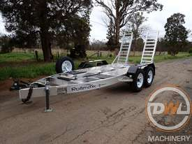 Sureweld Tag Tag/Plant(with ramps) Trailer - picture2' - Click to enlarge