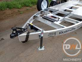Sureweld Tag Tag/Plant(with ramps) Trailer - picture12' - Click to enlarge
