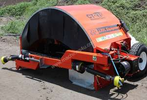 JPH CT 270 Series Tow Behind Windrow Compost Turners - Australian Made