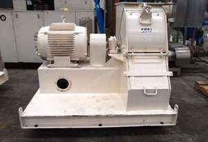 Hammer Mill, 450mm L x 350mm W.