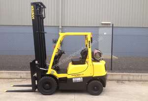 Hyster 2.50TX Counterbalance Forklift