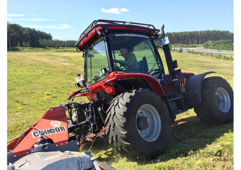 4 Wheel Steer Tractors : New bm tractors in glass house mountains qld price