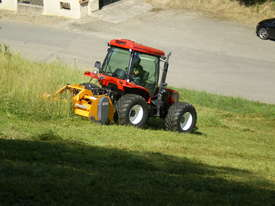 BM Better 130 4WD / 4 Wheel Steer Hillside Tractor - picture13' - Click to enlarge