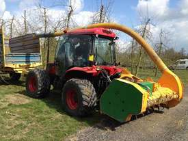 BM Better 130 4WD / 4 Wheel Steer Hillside Tractor - picture11' - Click to enlarge