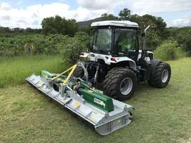 BM Better 130 4WD / 4 Wheel Steer Hillside Tractor - picture18' - Click to enlarge