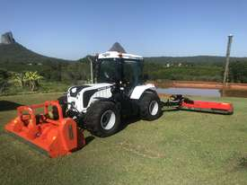 BM Better 130 4WD / 4 Wheel Steer Hillside Tractor - picture4' - Click to enlarge