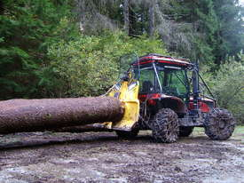 BM Better 130 4WD / 4 Wheel Steer Hillside Tractor - picture12' - Click to enlarge