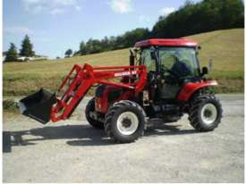 BM Better 130 4WD / 4 Wheel Steer Hillside Tractor - picture9' - Click to enlarge