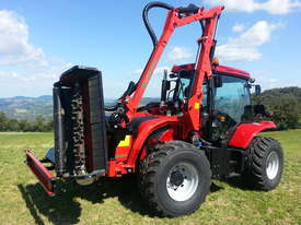 BM Better 130 4WD / 4 Wheel Steer Hillside Tractor - picture2' - Click to enlarge