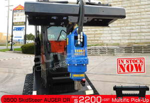 3500 MAX SSL suit Skid Steer Loaders up to 65HP ATTAGT