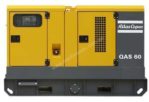 Prime Mobile Generator QAS 60 Temporary Power Generator