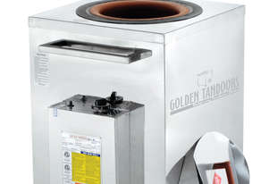 GT-610AG Commercial Gas Tandoor Oven Square