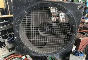 ABG Axial Flow Fan Air Mover Blower 350 mm 240 Volt Electric Ventilation Unit