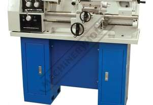 AL-320G Bench Lathe, Stand & Tooling Package Deal 320 x 600mm Turning Capacity Includes Stand & Tool
