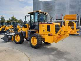 2019 Victory VL280E Wheel Loaders with Ripper Set - picture0' - Click to enlarge