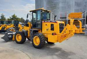 Victory VL280E wheel loader with Ripper Set