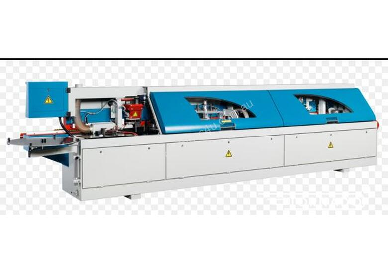 OTT Storm+ Edgebander with CombiMelt Glueing System - Made in Austria