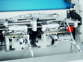 OTT Storm+ Edgebander with CombiMelt Glueing System - Made in Austria - picture8' - Click to enlarge