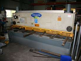 Guillotine Variable rake with blade gap adjustment - picture0' - Click to enlarge