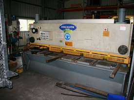 Guillotine Variable rake with blade gap adjustment - picture1' - Click to enlarge