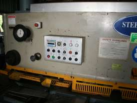 Guillotine Variable rake with blade gap adjustment - picture3' - Click to enlarge