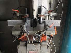 Double Mitre Aluminium Saw - picture0' - Click to enlarge