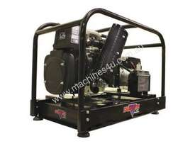 Dunlite 8.5kVA Kohler Powered Diesel Generator with Electric Start - picture18' - Click to enlarge