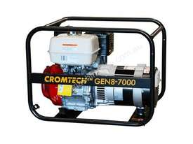 Cromtech Honda 8.5kVA Worksite Approved Generator - picture1' - Click to enlarge