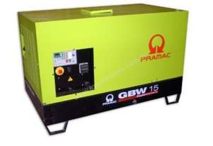 Pramac 9kVA Single Phase Perkins Diesel Generator