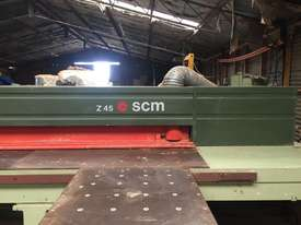 Z 45 SCM Panel Saw - picture1' - Click to enlarge