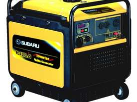 Subaru 4300w Inverter Generator - picture1' - Click to enlarge