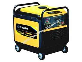 Subaru 4300w Inverter Generator - picture15' - Click to enlarge