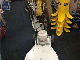 polivac 1500 hi speed burnisher - picture0' - Click to enlarge