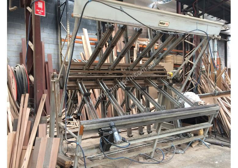 clamp machine for sale