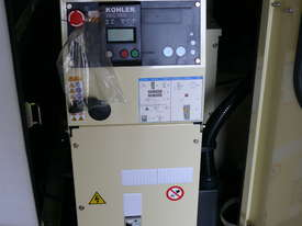KOHLER KD130 130kVA DIESEL GENERATOR ENCLOSED CABINET |JOHN DEERE POWERED| - picture4' - Click to enlarge