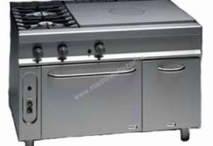 FAGOR Gas Oven Solid Top Range 2 Open Burners CGF9-121-D