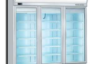 Semak 3D-DF Upright Display Freezer 3 Door