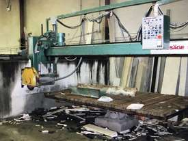 Granite Cutting Bridge Saw - picture1' - Click to enlarge
