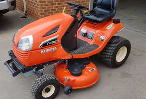 New Kubota T2380 Ride-on Lawn Mower