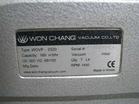 Large Vacuum Pump - 160m3/h - picture4' - Click to enlarge