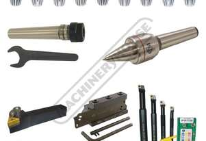 L770T Lathe Starter Tooling Package Deal Suits Optimum L33