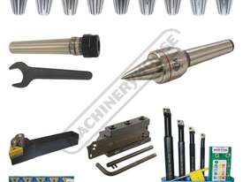 L770T Lathe Starter Tooling Package Deal Suits Optimum L33 - picture0' - Click to enlarge