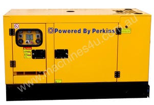 22KVA Generator Diesel with UK Perkins. 3 Phase