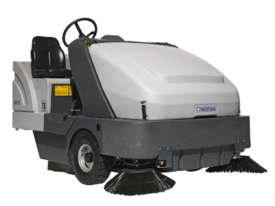 Nilfisk Battery Ride On Sweeper (inc batteries) SR1601 - picture1' - Click to enlarge