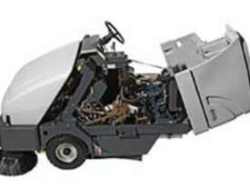 Nilfisk Battery Ride On Sweeper (inc batteries) SR1601 - picture6' - Click to enlarge