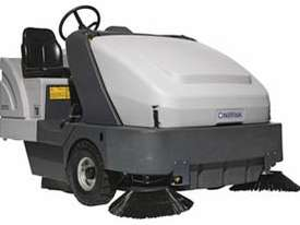 Nilfisk Battery Ride On Sweeper (inc batteries) SR1601 - picture7' - Click to enlarge