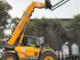 USED 3.5TON DIECI 10M TELEHANDLER - picture2' - Click to enlarge